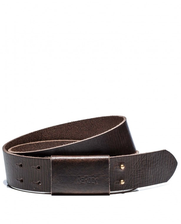 Dark Brown Belt ReRock
